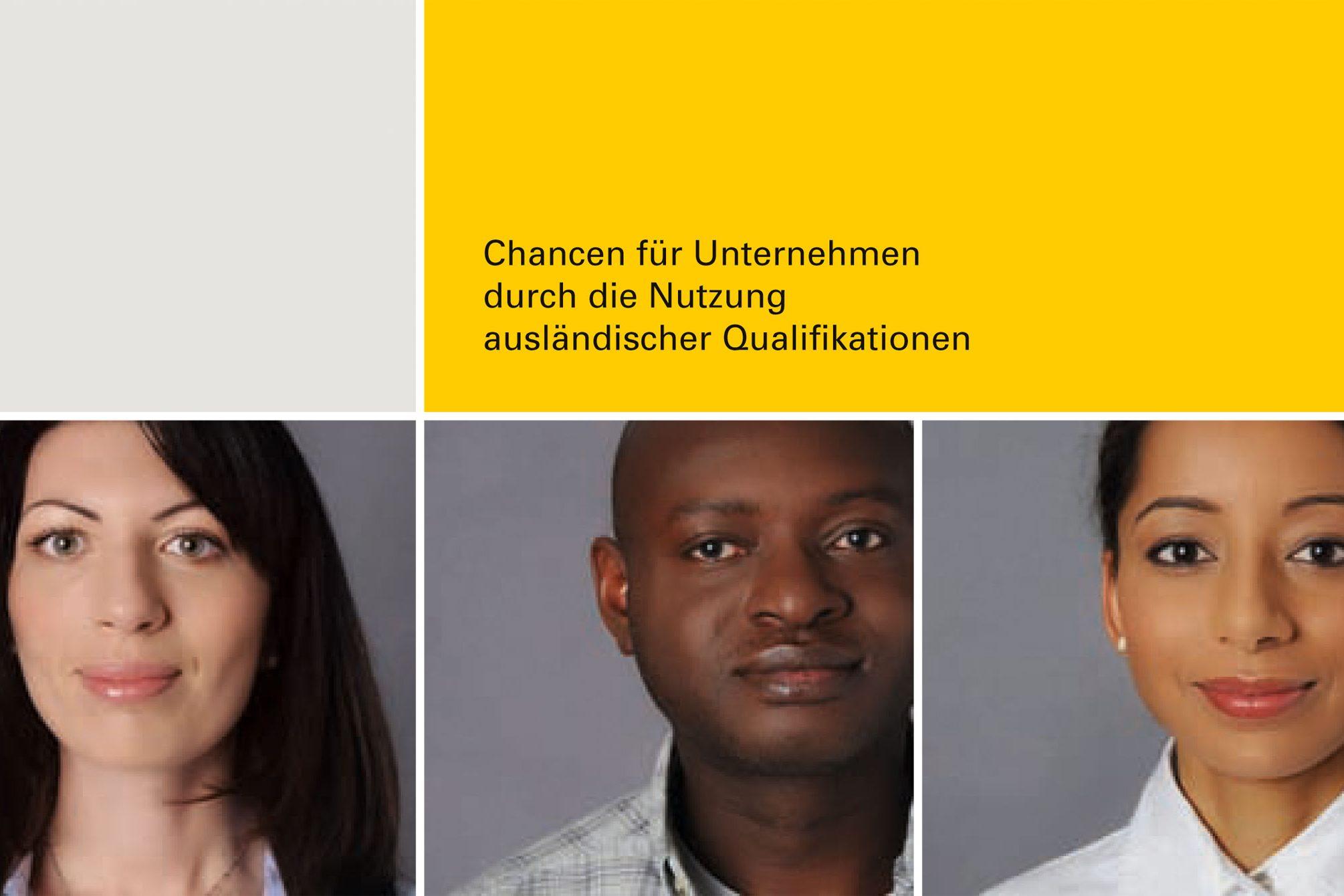 Landeshauptstadt München, Servicestellte zur Erschließung ausländischer Qualifikationen:Kluge Köpfe für Deutschland