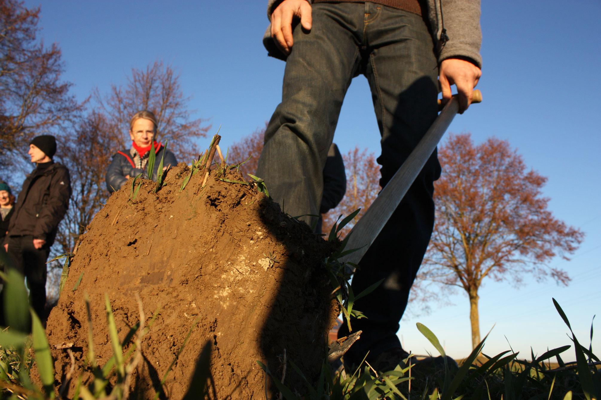 Slow-Food-Veranstaltung: Terra Madre Tag auf dem Chiemgaukorn-Hof zum Thema Bodenfurchtbarkeit