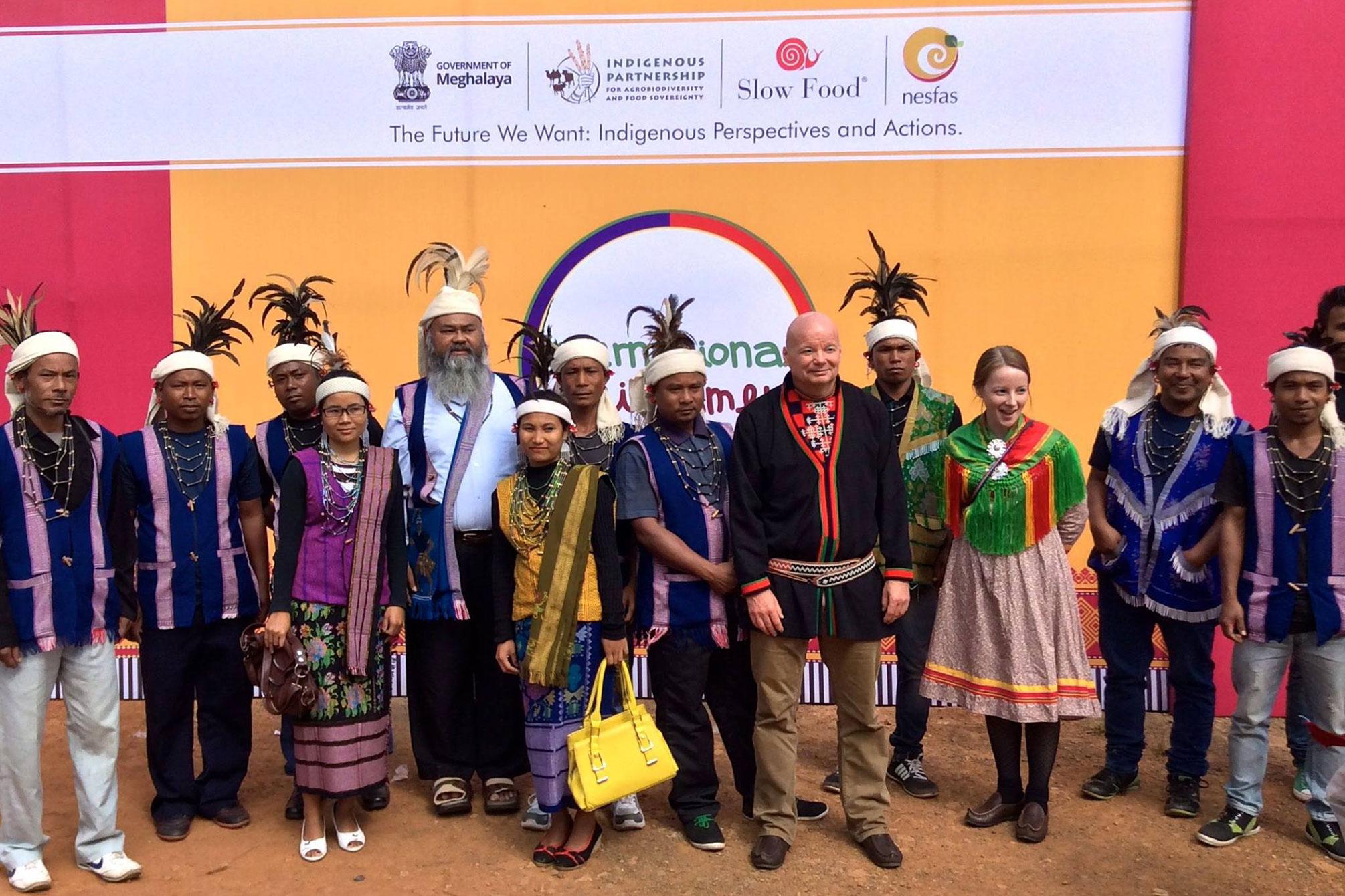 Jürgen Körber, Metzgermeister bei den Herrmannsdorfer Landwerkstätten fährt zum Indigenous Terra Madre Treffen nach Indien. | © Slow Food
